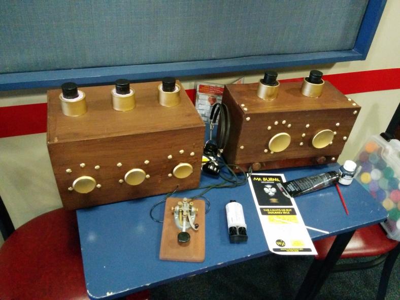 Radios with Headset